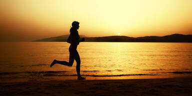 Strand-Lauf endet für Joggerin im Gefängnis