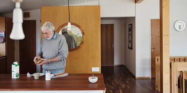 Alter Mann Pensionist