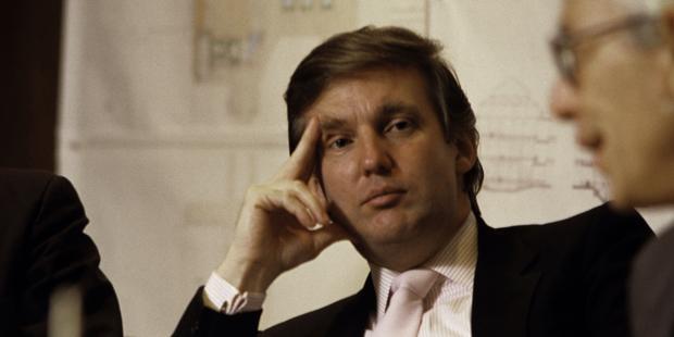 Zurück in die Zukunft: Donald  Trump Vorbild für Bösewicht Biff