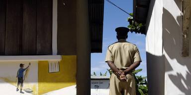 Polizei Tansania