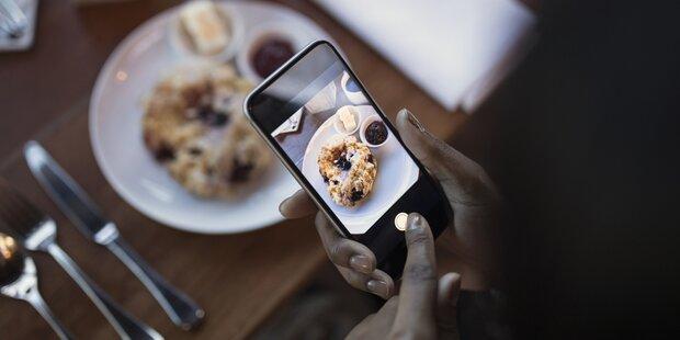 Foto-App  hilft beim Abnehmen