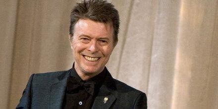 David Bowie: Neues Album im Jänner