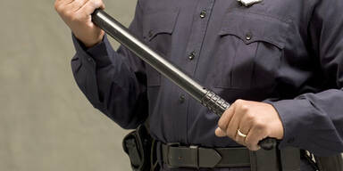 Immer mehr Übergriffe auf Polizisten