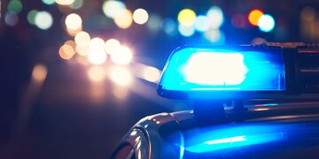"""Zeigte Beamten """"Stinkefinger"""": Lieferte sich Verfolgungsjagd mit Polizei: Radfahrer festgenommen"""