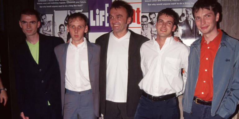 """""""Trainspotting""""-Sequel in Planung"""