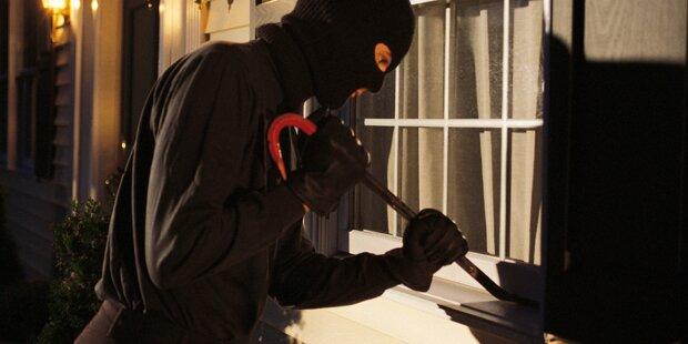 Einbrecher kamen mit Flex - Bankomat gab nicht nach