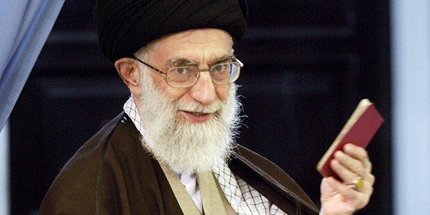 Iran-Brief für Schüler ist gestoppt