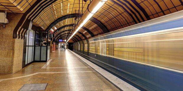 18-Jährige von U-Bahn-Fahrer vergewaltigt