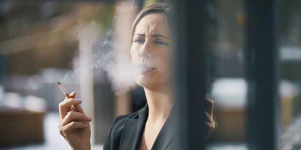 Internetseite mit rauchfreien Lokalen