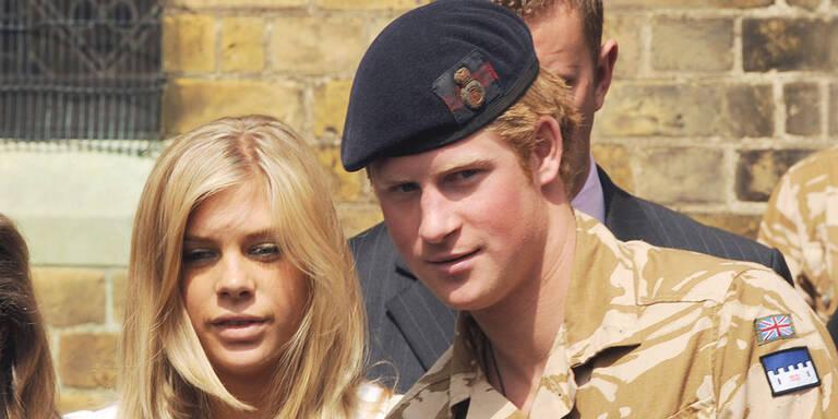Prinz Harry: Das sagt seine Ex heute