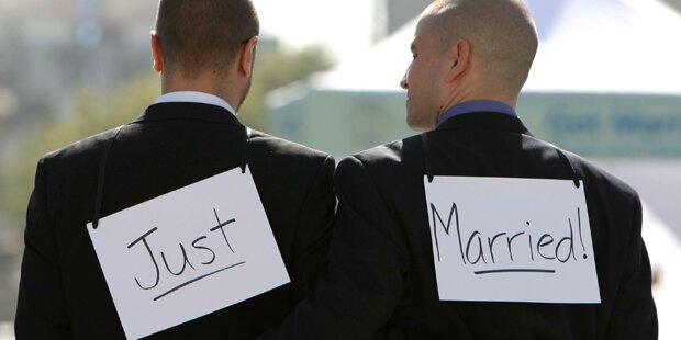 Italien: Grünes Licht für Homo-Partnerschaft