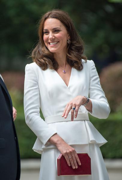 Herzogin Kate in Polen