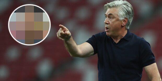 Ex-Bayern-Star flüchtete vor Ancelotti