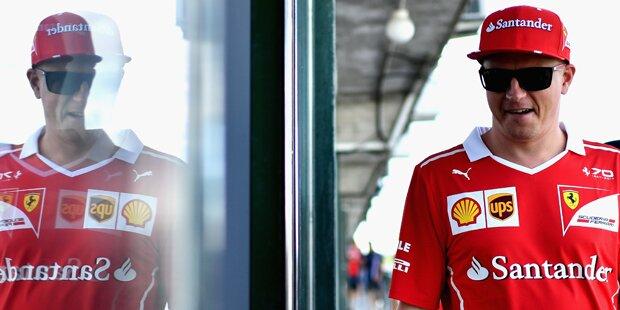 Wilde Spekulationen um Kimi Räikkönen