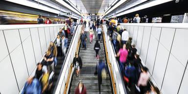 U-Bahn Wien Station