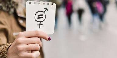 Gleichberechtigung Gender pay gap