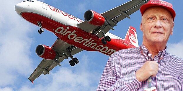 Lauda will jetzt 'seine' Airline kaufen