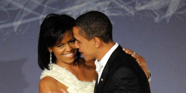 Michelle Obama enthüllt unglaubliche Wahrheit über ihren Mann