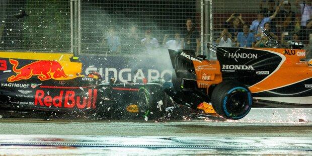 Steuert neue Formel 1 in Abgrund?