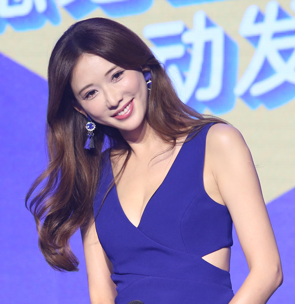 Model Lin Chi-ling