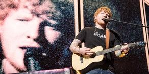 Schock: Ed Sheeran bei Unfall verletzt