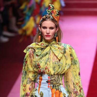 Dolce & Gabbana - Spring/Summer 2018