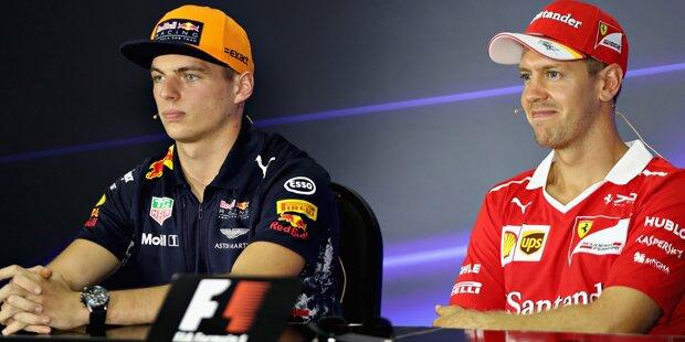 Dicke Luft zwischen Red Bull & Ferrari