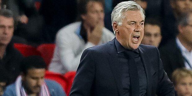 So demütigte Ancelotti die Bayern-Stars