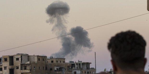 Neue Hinweise auf Chemiewaffeneinsatz in Syrien