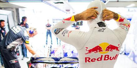 Verrücktes Fahrer-Chaos bei Red Bull