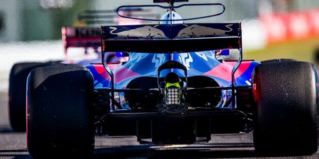 Formel 1: Fahrer-Sensation bei Red Bull?