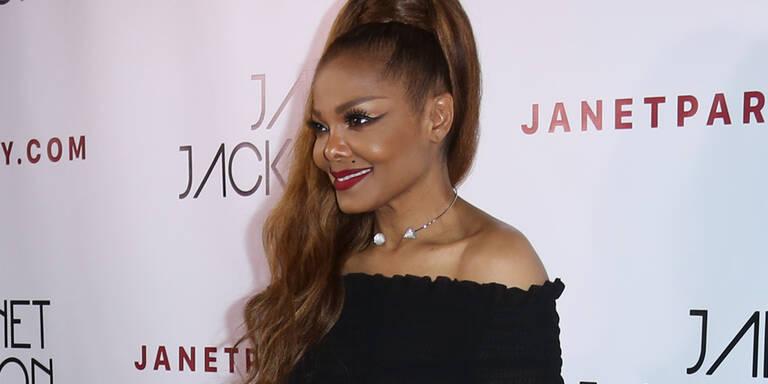 Janet Jackson zeigt ihren After-Baby-Body