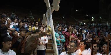 Muslimischer Mob überfiel Kirche