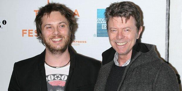 David Bowie (†): Sein Sohn wird Papa