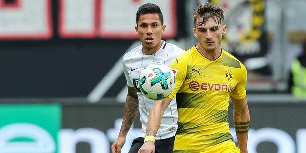 3:2! Stögers BVB mit Last-Minute-Sieg