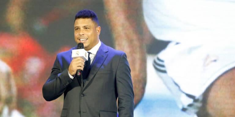 Sorge um Legende: Jetzt spricht Ronaldo
