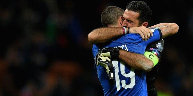 WM-Blamage: Italien räumt weiter auf