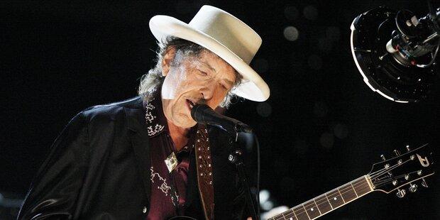 Bob Dylan in der Salzburgarena