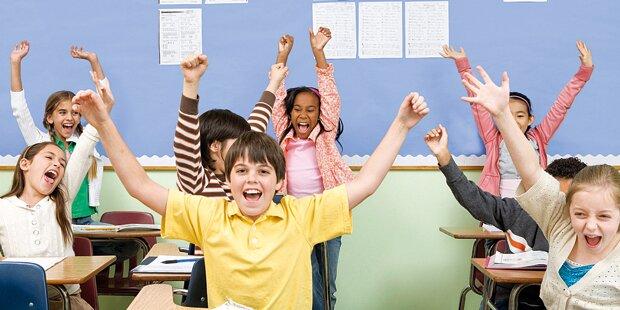 Volksschule Neu: Nie mehr sitzenbleiben