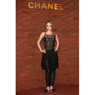 Chanel in Hamburg - die Gäste