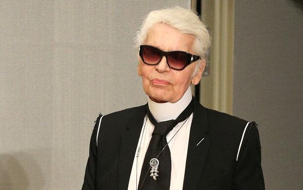 So sieht Karl Lagerfeld nicht mehr aus!