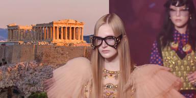 Keine Gucci-Show auf der Akropolis