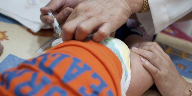 Masern: LKH Graz entlässt 27 Babys