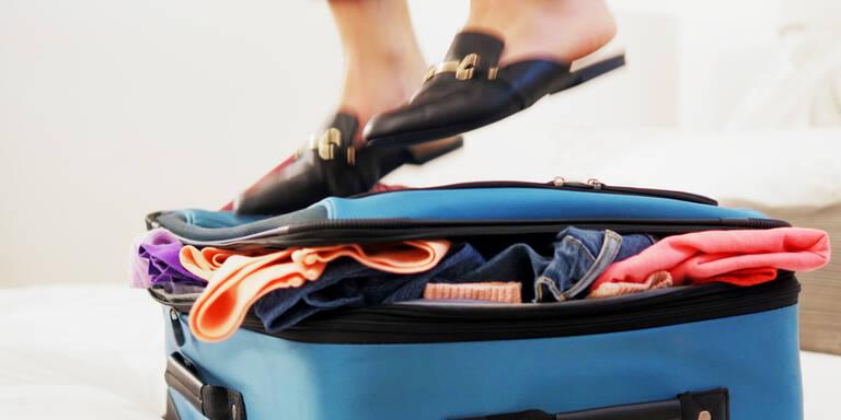 Kofferpacken mit System