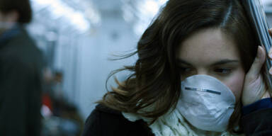 Grippe Maske