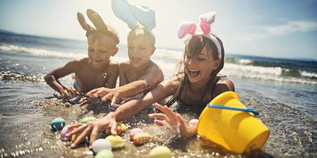 Ostern: Stars und 1,7 Millionen auf Urlaub