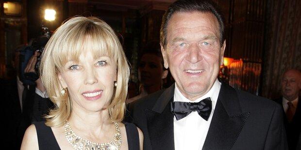 Schröder: Scheidung nach 19 Jahren