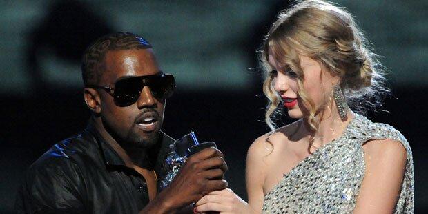 Kanye West geht wieder auf Swift los