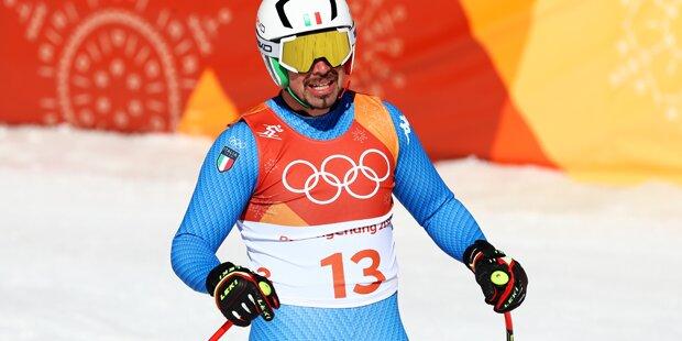 Südtiroler Peter Fill beendete Saison vorzeitig