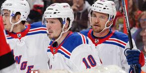 Rangers-Abschied: Neuer NHL-Klub für Grabner